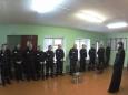 С осужденными ИК-6 УФСИН России по Белгородской области проведена православная беседа