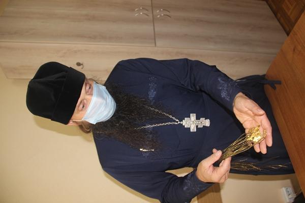Учреждения регионального УФСИН посетили священнослужители Белгородской митрополии