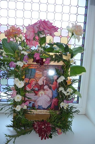 В УФСИН России по Белгородской области отмечают Рождество Пресвятой Богородицы