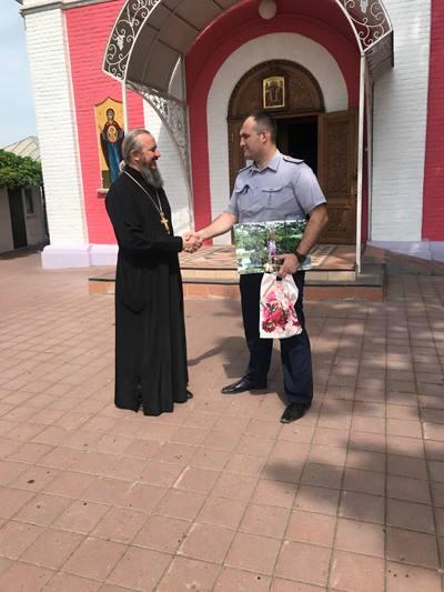 Библиотека СИЗО-3 УФСИН России по Белгородской области пополнилась религиозной литературой
